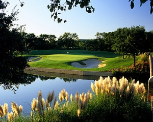 Four Seasons Resort - TPC Las Colinas Hole 5 Dallas, TX